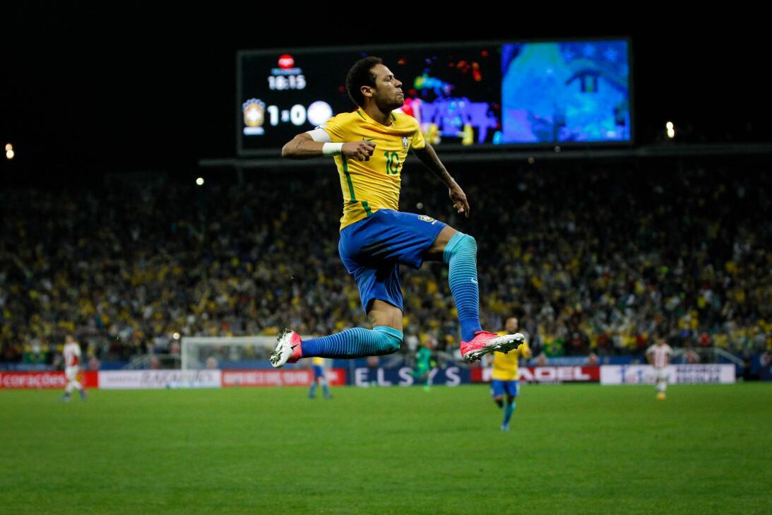 Brasil se asegura al menos repechaje hacia Rusia 2018 con goleada y 'jog...