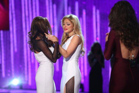 Sólo quedaban Carolina y Josephine, ¿quién de las dos se iría?