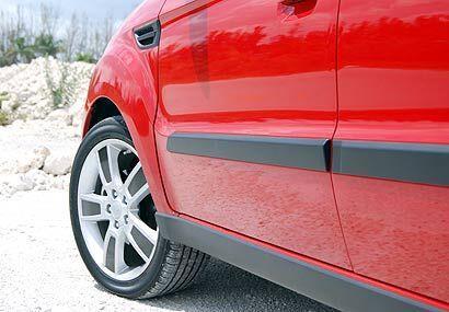 También cuenta con sistema de monitoreo de presión de los neumáticos.