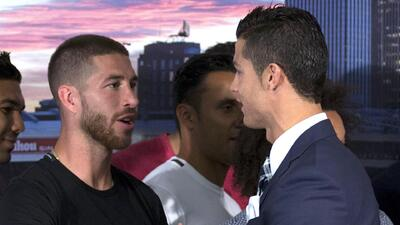 Sergio Ramos lanza dura indirecta a Cristiano, prefiere a Modric para The Best