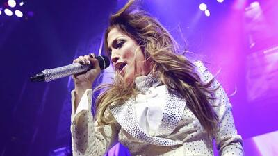La cantante ha pedido varias cosas para su estancia en Las Vegas.