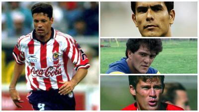 En fotos: ¿Profesionales o traidores? , futbolistas que militaron en América y Chivas