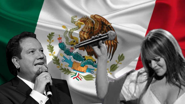 Ellos cantaron el Himno de México y pasaron uno de sus peores momentos d...