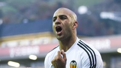 El Valencia salva un punto en Eibar