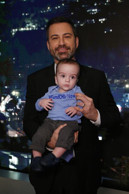 salud Jimmy Kimmel