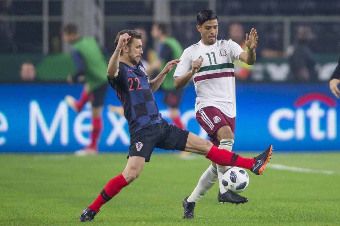 En fotos: la derrota del Tri ante Croacia dejó muy malas noticias para O...