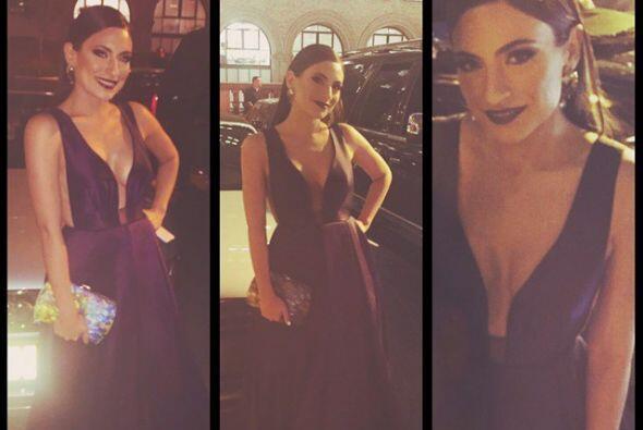 El look de Ana Brenda.