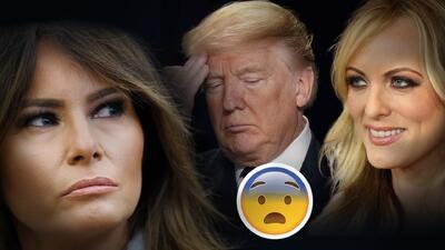 Stormy Daniels provoca una 'tormenta' en la Casa Blanca