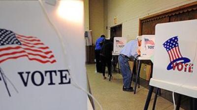 En la elección presidencial de 2012 hubo 23.329,000 ciudadanos latinos e...