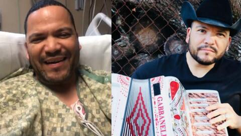 Michael Salgado sale del hospital lueog del infarto y ya está listo para...