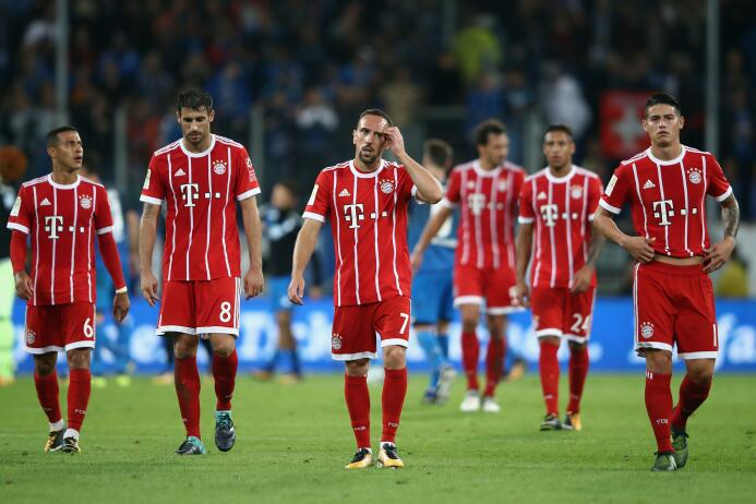 11. F.C. Bayern Múnich (Alemania): 350 millones de euros