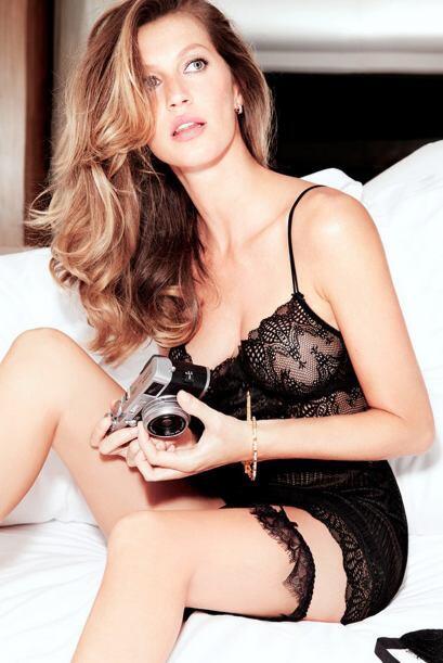 La modelo brasileña tiene ya un rato que lanzó al mercado una sensual lí...