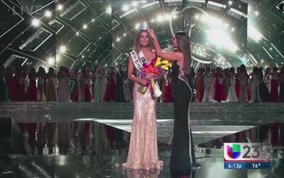 Padre de Miss Colombia habla del error de Miss Universe