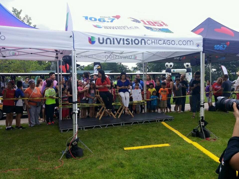 Univision Chicago en Aurora