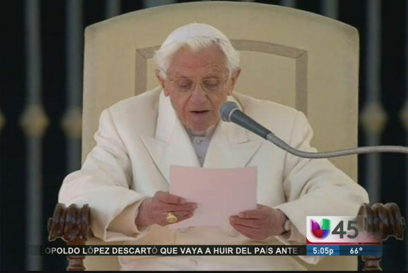 Otra de las noticias que ha causado gran debate es la jubilación del Pap...