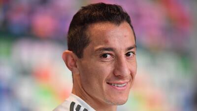 Andrés Guardado ya tiene en mente un futuro en la MLS