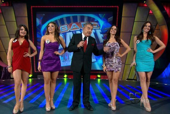 Don Francisco agradeció a las chicas darse tiempo para estar en e...