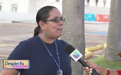 Organizan una manifestación en el Capitolio de Puerto Rico en rechazo al...