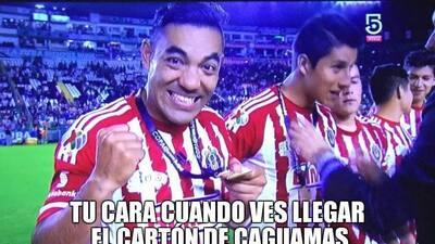 Chivas es campeón de la Copa MX pero los memes critican al árbitro