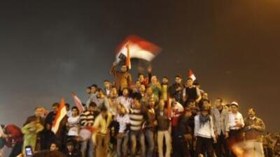 Los militares egipcios pidieron al gobierno actual, designado por Mubara...
