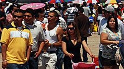 Hispanos empujan el crecimiento demográfico de Texas, según un estudio....