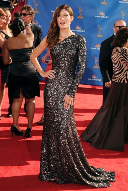 Jennifer Carpenter fue la famosa más 'glamourosa' en los premios Emmy de...