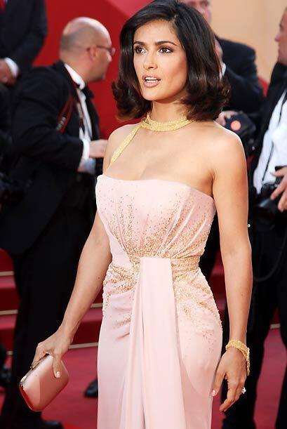 Desde ese momento, Salma puso en alto el nombre de las mujeres latinas.