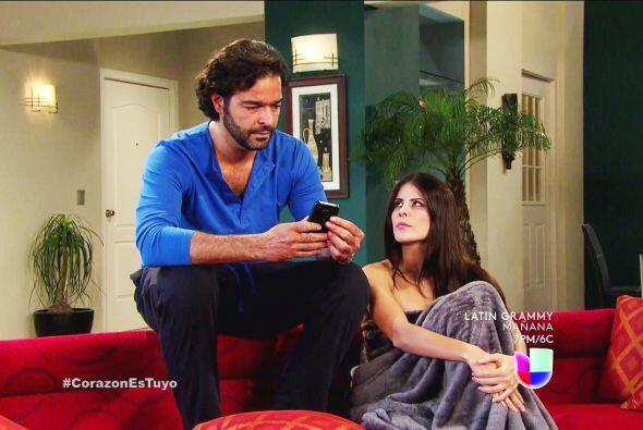 No te cierres al mundo Diego, Ana no te quiere perder como amigo. &iexcl...