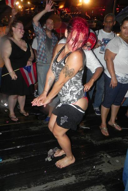 """La """"reina del merengue"""" Milly Quezada se unó al grupo Plena Libre en un..."""