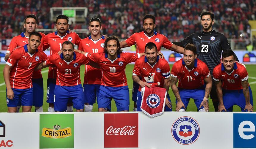 Campeones Copa America