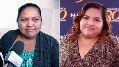 Joven televidente hace llorar de felicidad a su madre al sorprenderla con un merecido cambio de look