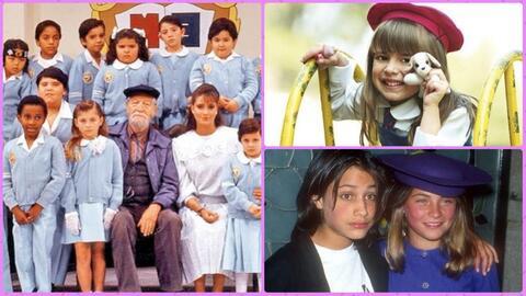 Telenovelas infantiles de Televisa.