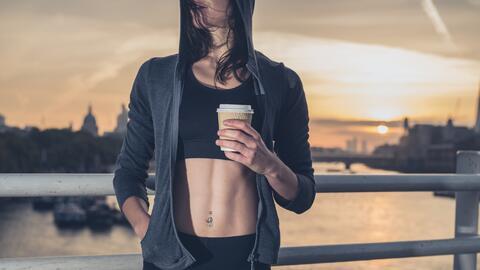 El café puede ayudar a mejorar la resistencia y la fuerza de los...