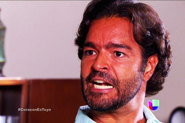 Y no se vale que le exijas a Fernando que renuncie al cariño de la nana.