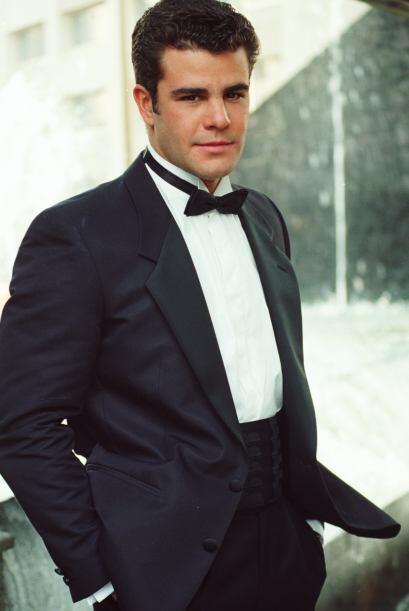 Eduardo siguió siendo un galán de telenovelas exitoso.