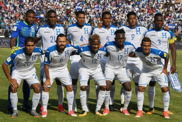 El Team USA rescató un punto in extremis en Honduras  GettyImages-843063...