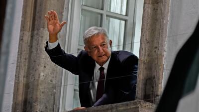 Distintas expresiones tras el triunfo de López Obrador