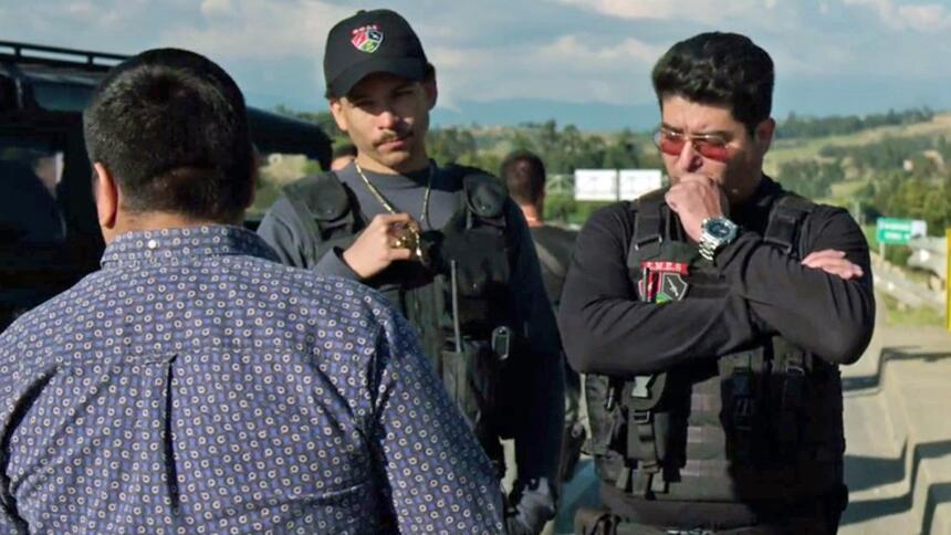 Los EMES en El Chapo