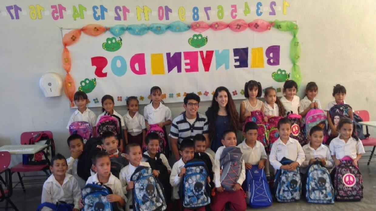 Kids Breaking Borders for Education