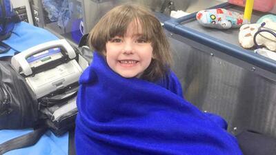 Dos chicos de 12 años rescataron a niña que se estaba ahogando en un arr...