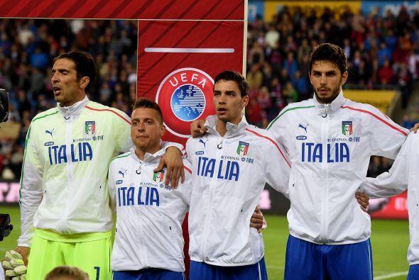 El Grupo H también se pondrá en marcha con el duelo de Italia ante Azerb...