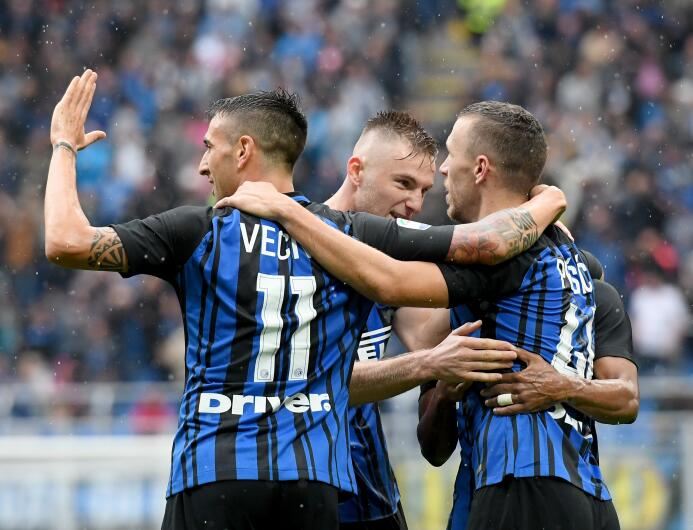 17. Inter de Milán (Italia): 268 millones de euros