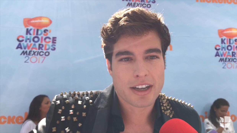 """Danilo Carrera: """"Mi vida privada es totalmente privada y me encanta"""""""