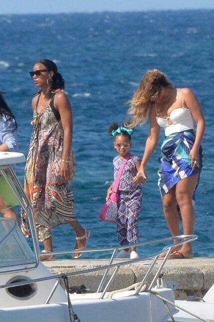 ¡Beyoncé y Jay Z están beso y beso! SALF_BYZCIL150916_27.JPG