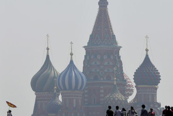 Moscú tiene la experiencia de haber hecho los Juegos Olímpicos de 1980....