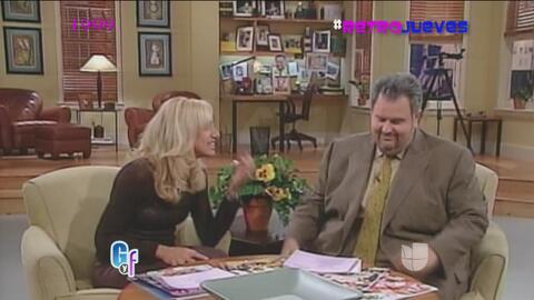 Retro jueves: En el año 1999  El Gordo y la Flaca celebró su  primer ani...