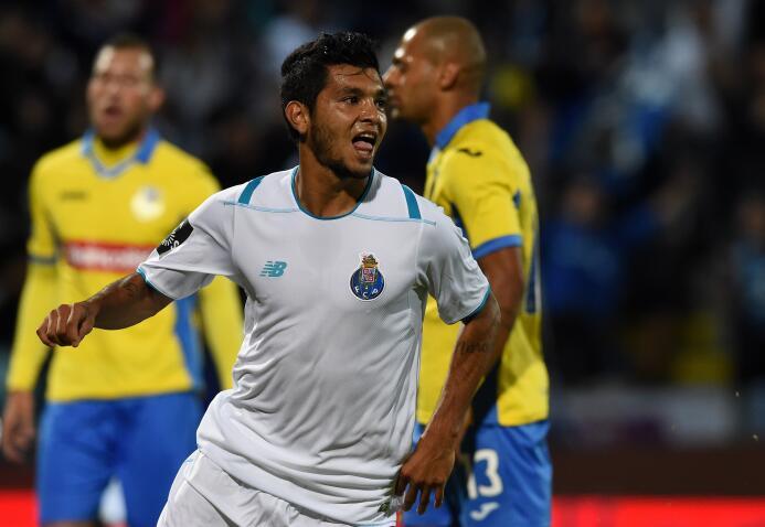 El 31 de agosto de 2015, el F.C. Porto confirmó la contratación de Jesús...