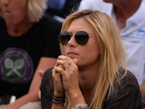 Tras ser eliminada en la segunda ronda en Wimbledon, ahora la linda Mar&...