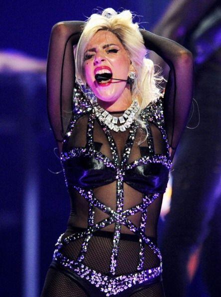 Lady Gaga es otra chica desinhibida que no le teme al qué dirán. Por ell...