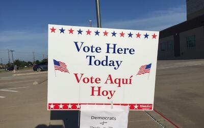 Los demócratas eligen este 22 de mayo a su candidato para la gobe...